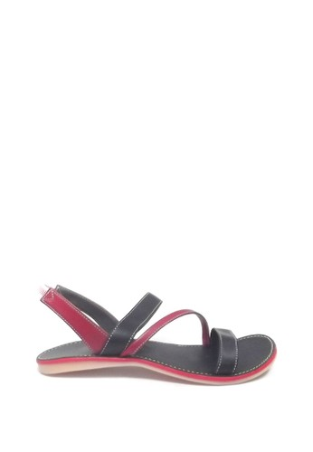 Beauty Shoes Flambe Beauty Sandals Red