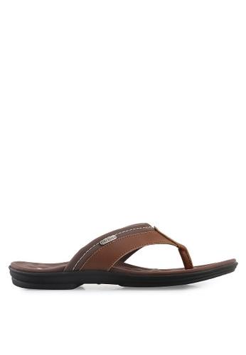 Pakalolo Boots brown Sandals & Flip Flops PA409SH27LRCID_1