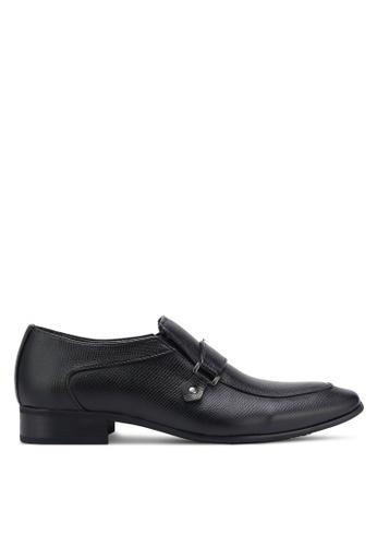 Knight black Business Shoes KN875SH0RF8WMY_1
