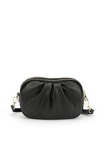 HAPPY FRIDAYS Three Layer Zipper Leather Shoulder Bags JN3050 8D2BDAC5B9DA20GS_1
