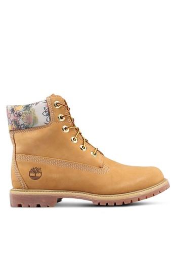 Timberland brown 6-Inch Premium Waterproof Boots 3F981SH155F33FGS_1