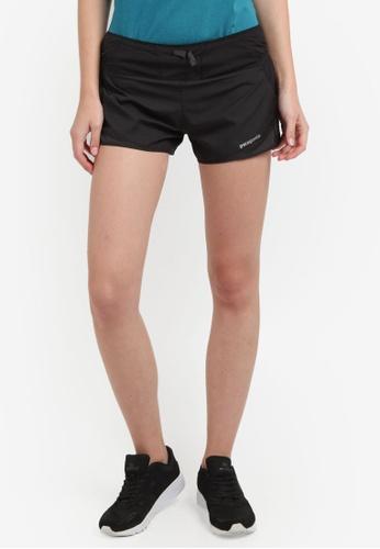 "Patagonia black Strider Pro Shorts 2 1/2"" PA549AA0RQB8MY_1"