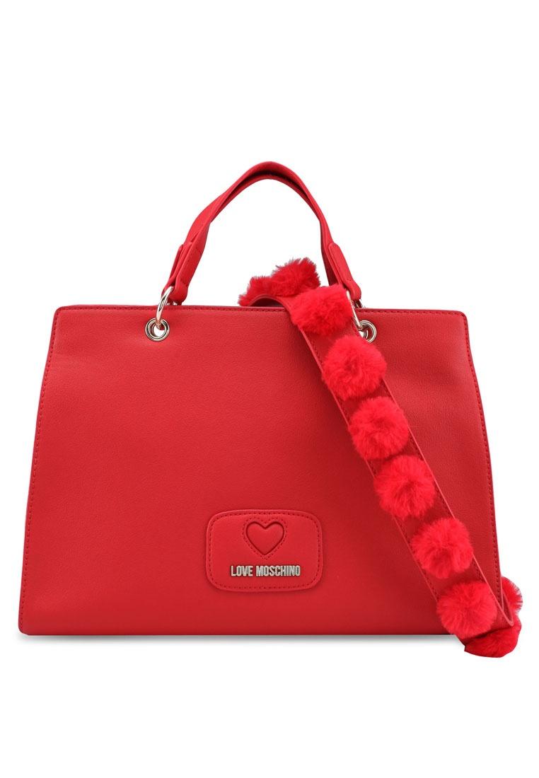 54847ae8cadc Love Handle Top Moschino Red Bag Borsa Friday Black qPt5wWA5cv at ...