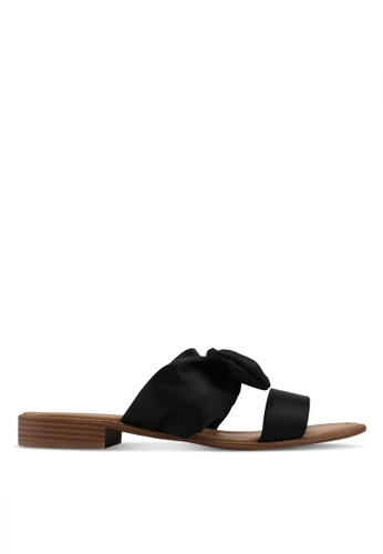 Call It Spring black Naowia Sandals 02F4CSHFF09A80GS_1