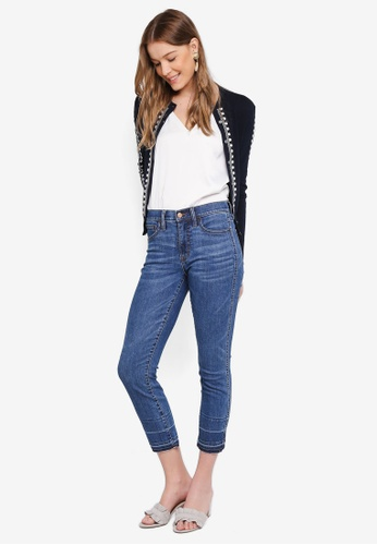 J.Crew blue Vintage Straight Jeans 11A93AA7E1F933GS_1