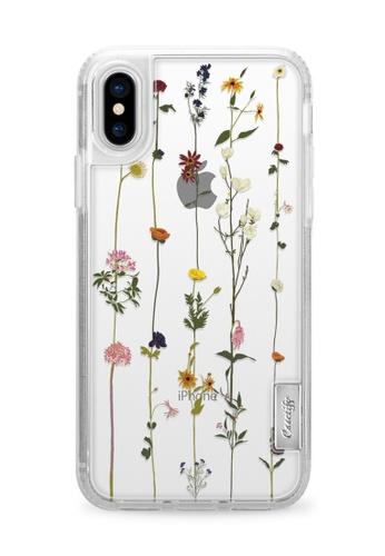 online store 46759 15d5d Classic Grip Case for iPhone X - Floral