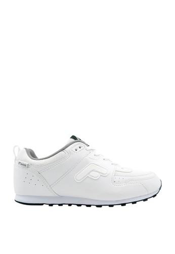 FANS white Fans Eureka WW - Jogging Shoes White CAD11SHC532284GS_1