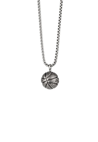 HAPPY FRIDAYS Stylish Basketball Pendant DW0240 71EE0AC3C1AE68GS_1