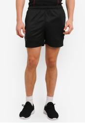 2GO black GO Dry Running Shorts 2G729AA0S5W7MY_1