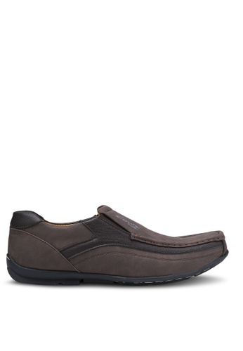 Louis Cuppers brown Casual Loafers LO977SH0RJG7MY_1