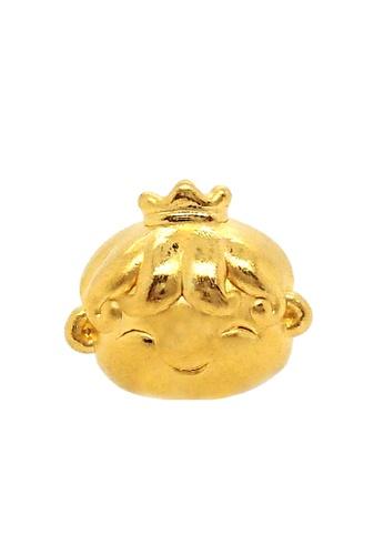 LITZ gold LITZ 999 (24K) Gold Prince Charm EPC0373 (0.99g) CA304ACDE80192GS_1