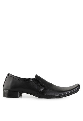 MARC & STUART Shoes black Charles 1 MA456SH34DSRID_1