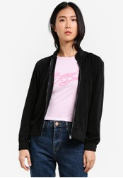 Cotton On black Lombard Soft Jacket CO372AA0S4YXMY_1