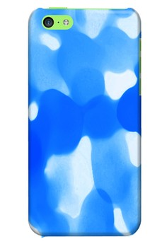 Surface Glossy Hard Case for iPhone 5c