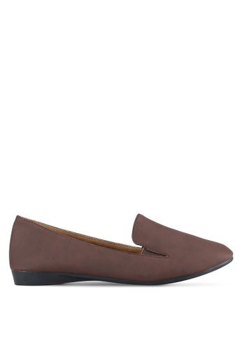 Louis Cuppers brown Basic Loafers LO977SH0S9SXMY_1