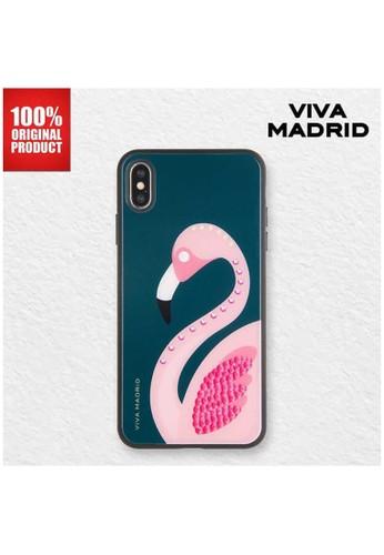 Viva Madrid multi Casing iPhone XS Max Viva Madrid - Circo - Flamingo Trapeze 78E8BES86C0034GS_1