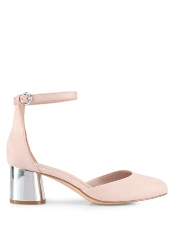 ALDO pink Legeallan Heeled Shoes C0DB6SH3E3F648GS_1