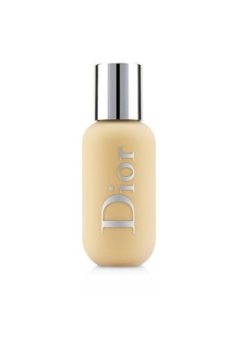christian dior CHRISTIAN DIOR - Dior Backstage Face & Body Foundation - # 1W (1 Warm)  50ml/1.6oz BE5E1BE375CE46GS_1