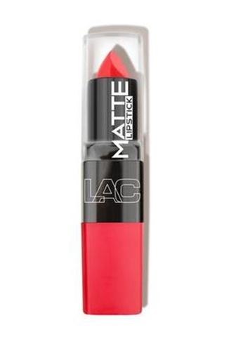 LA Colors pink Matte Lipstick in Whirlwind LA097BE0KBEGPH_1
