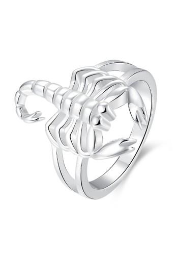 Tiaria white Tiaria Gold Plated Ring Casual Fashion SPCR739-7--K10 4C16DAC8ACF683GS_1