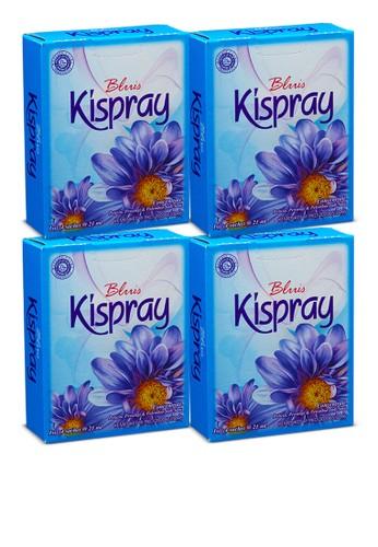 Kispray Kispray Dus Bluis 21Ml - 4 Dus 30F54ES1C52585GS_1