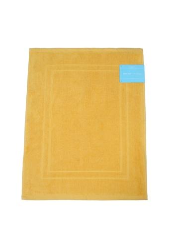 Canopy yellow (3pcs Set) Canopy Essential 3216 Bath Mat 800gsm Good Quality 4210EHL0B3655EGS_1