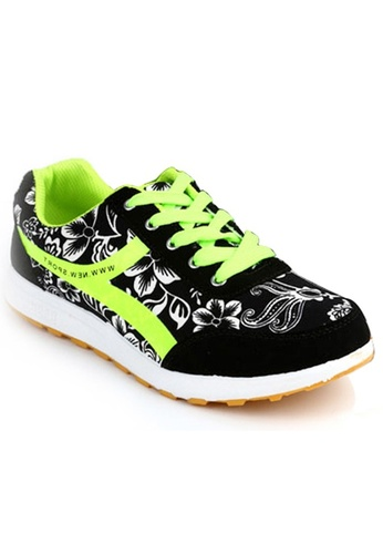 Greatnes Trading Corp green JZ-A-6 Women's Sport Casual Shoes GR861SH56CDJPH_1