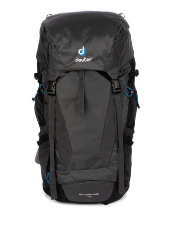 Deuter black Futura Pro 40 Hiking Backpack 2018 FA225ACAD58F3AGS_1