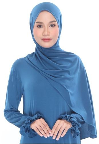 MILLA blue Shawleha Hijab 71FFCAA81E17C2GS_1