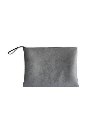 "Knocks grey 14"" Harley Laptop Case (Grey) KN307AC79OIESG_1"