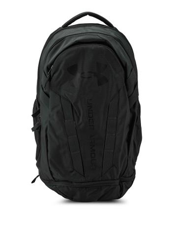 Under Armour green Hustle 5.0 Backpack C3D1FACA07C286GS_1