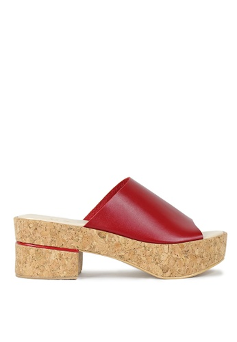 M&G red Brandy Platforms by M&G 59730SH4BD7540GS_1