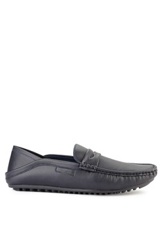 Watchout! Shoes navy Semi Moccassin 1BC7BSH57FC72EGS 1 2b54a9e2b7