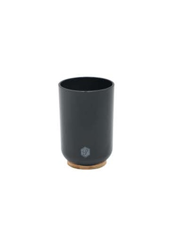 Primeo black Premium Bamboo Black Tumbler 87D99HL7FC433EGS_1