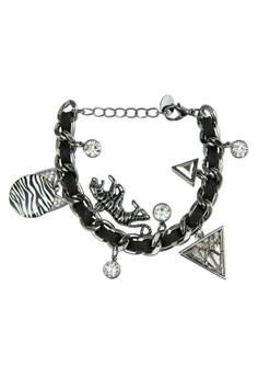 Stylish Charm Bracelet