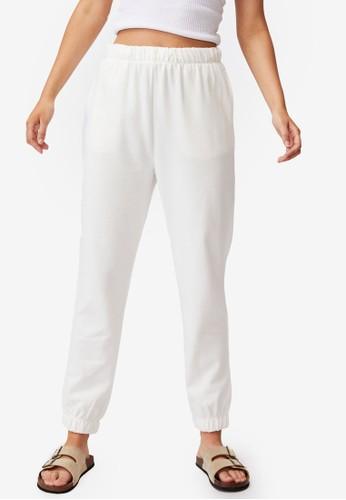 Cotton On white High Waist Track Pants 8D641AA05302D0GS_1