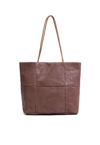 Twenty Eight Shoes Stylish Lamb Leather Tote Bags QY8756 AB6C5ACAC917B5GS_1