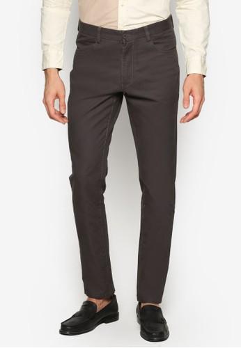 92esprit服飾7 修身棉質長褲, 服飾, 長褲