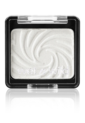 Wet N Wild white Wet N Wild Color Icon Eyeshadow Single - Sugar BD705BEDEDE09CGS_1