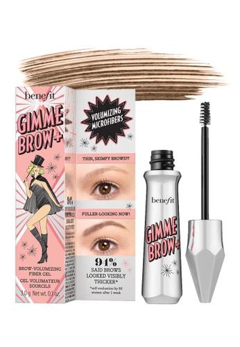 Benefit brown Gimme Brow+ Volumizing Eyebrow Gel Shade 04.5 08745BEC7153C5GS_1