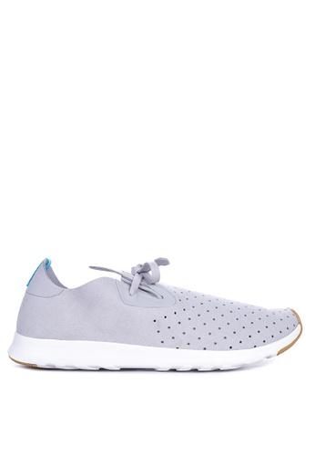 Native grey Apollo Moc Sneakers NA764SH51BQIPH_1