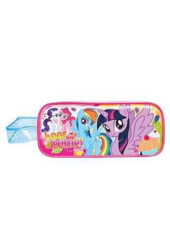 My Little Pony My Little Pony Transparent Square Pencil Bag Set EBD3FKCF9600B1GS_1