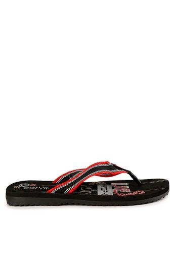 CARVIL black and multi Carvil Sandal Lwp-M 73072SH7F17916GS_1