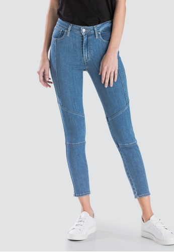 199a8d8e5 Levi's blue Levi's 721 High Rise Seamed Skinny Ankle Jeans Women 72938-0001  CB873AAA0EE58AGS_1