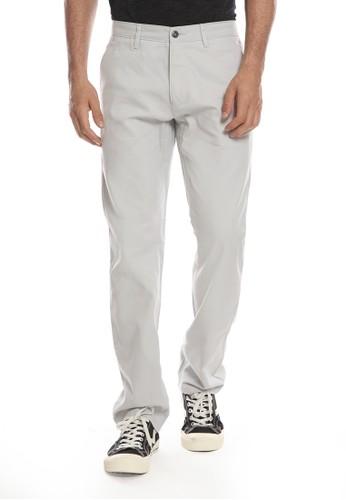 MOC grey Pants Mucko - Light Grey ECC93AA6246EDFGS_1