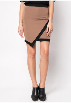Dane Asymmetrical Skirt
