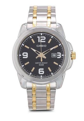 Casio black Casio MTP-1314SG-1AVDF Watch 8A8AAAC7BB90D4GS_1