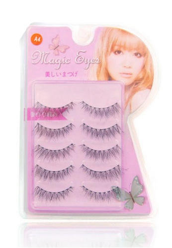 Pretty2u Handmade False Eyelashes A4 PR716BE10ZZPMY_1