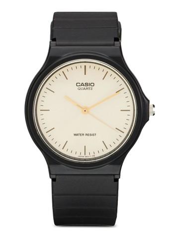 MQ-24-9ELDF esprit衣服目錄樹脂圓框手錶, 錶類, 飾品配件