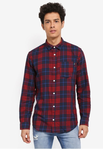 Jack & Jones blue Fresh Shirt 902AEAA976ED8EGS_1